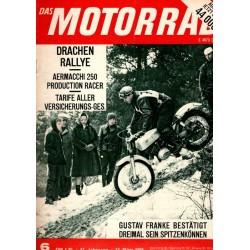 Das Motorrad Nr.6 / 13 März 1965 - Gustav Franke