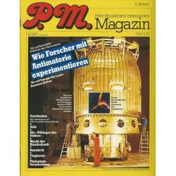P.M. Ausgabe Juni 6/1987 - P.M. Ausgabe Juni 6/1987 - Wie Forscher mit Antimaterie experimentieren