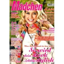 Mädchen Nr.4 / 7 Februar 2007 - Looks richtig stylish