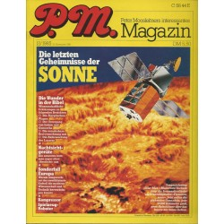P.M. Ausgabe Dezember 12/1985 - Die letzten Geheimnisse der Sonne