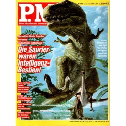 P.M. Ausgabe März 4/1993 - Die Saurier