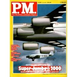 P.M. Ausgabe Juni 6/1993 - Super Jumbo