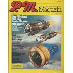 P.M. Ausgabe Januar 1/1984...