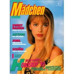 Mädchen Nr.2 / 3 Januar 1990 - Dein Jahreshoroskop