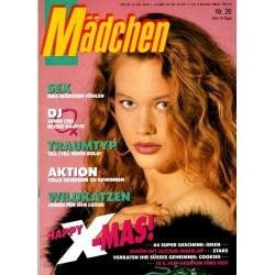 Mädchen Nr.26 / 6 Dezember 1989 - Happy X-Mas!