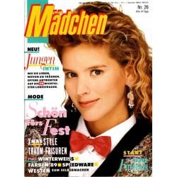 Mädchen Nr.26 / 7 Dezember 1988 - Schön fürs Fest