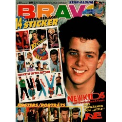 BRAVO Nr.20 / 10 Mai 1990 - Little Joe