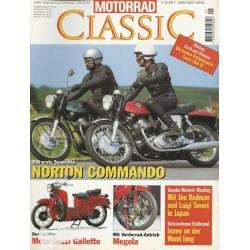 Motorrad Classic 5/96 - September / Oktober 1996 - Das erste Superbike Norton Commando