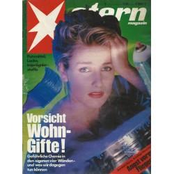 stern Heft Nr.2 / 5 Januar 1989 - Vorsicht Wohngifte!