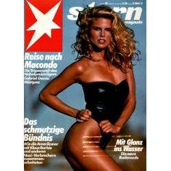 stern Heft Nr.26 / 23 Juni 1983 - Bademode