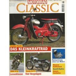 Motorrad Classic 6/96 - Nov/Dez 1996 - Kreidler Florett