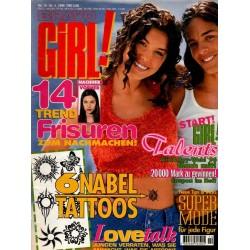 Bravo Girl Nr.10 / 30 April 1996 - 14 Trend Frisuren