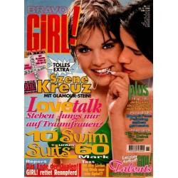 Bravo Girl Nr.11 / 15 Mai 1996 - Lovetalks