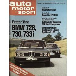 auto motor & sport Heft 20...