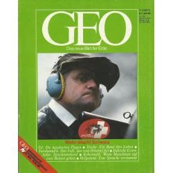 Geo Nr. 4 / April 1985 - Wehr-Macht Schweiz