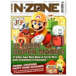N-Zone 10/2015 - Ausgabe 222 - 30 Jahre Super Mario
