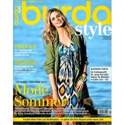 burda Moden 2/Februar 2013 - Mode Sommer
