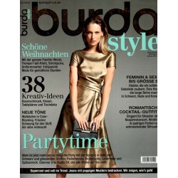 burda Moden 12/Dezember 2012 - Partytime