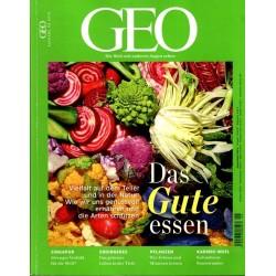 Geo Nr. 9 / September 2019 - Das Gute essen
