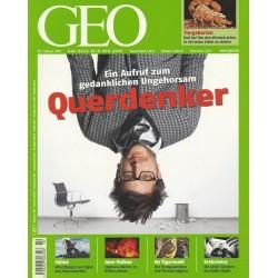Geo Nr. 2 / Februar 2010 - Querdenker