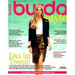 burda Moden 8/August 2014 - Das ist Trend!