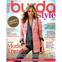 burda Moden 2/Februar 2015 - Die neuen Mode Trends