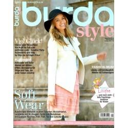 burda Moden 1/Januar 2015 - Soft Wear