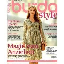 burda Moden 9/September 2016 - Magie zum Anziehen