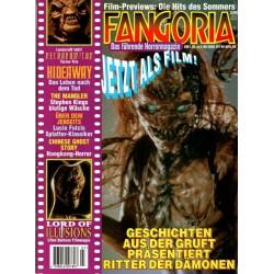 Fangoria Nr.3/95 Juli/August 1995 - Ritter der Dämonen