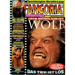 Fangoria Nr.3/94 Juli/August 1994 - Wolf, das Tier ist los!