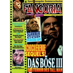 Fangoria Nr.2/94 Mai/Juni 1994 - Das Böse 3