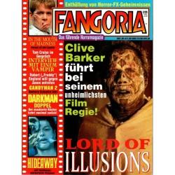 Fangoria Nr.2/95 Mai/Juni 1995 - Clive Barker