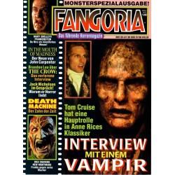 Fangoria Nr.1/95 März/April 1995 - Interview mit einem Vampir