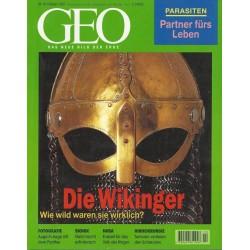 Geo Nr. 10 / Oktober 1997 - Die Wikinger