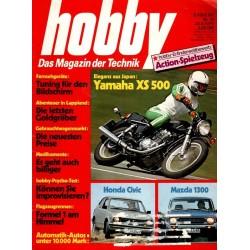 Hobby Nr.18 / 25 August 1976 - Yamaha XS 500