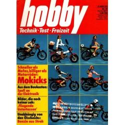 Hobby Nr.26 / 14 Dezember 1977 - Mokicks