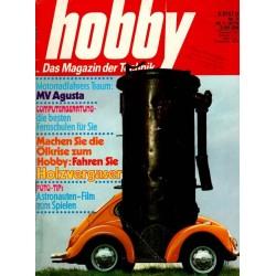 Hobby Nr.2 / 16 Januar 1974 - Holzvergaser!