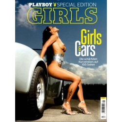 Special Edition Playboy Girls - 1/2017 - Girls & Cars