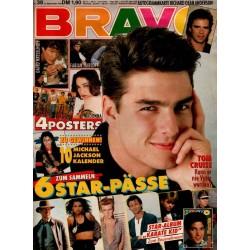 BRAVO Nr.38 / 14 September 1989 - Tom Cruise