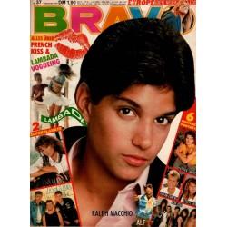 BRAVO Nr.37 / 7 September 1989 - Ralph Macchio