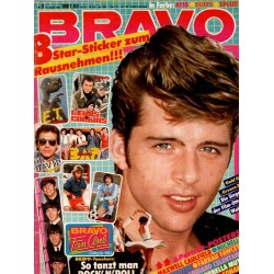 BRAVO Nr.3 / 13 Januar 1983 - Maxwell Caulfield