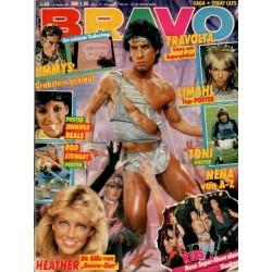 BRAVO Nr.44 / 27 Oktober 1983 - John Travolta