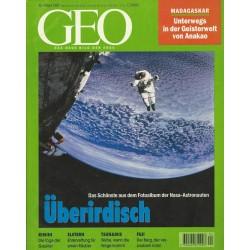 Geo Nr. 4 / April 1997 - Überirdisch