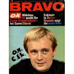 BRAVO OK Nr.36 / 28 August 1967 - David Mc Callum