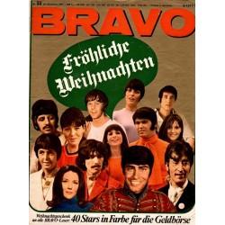 BRAVO Nr.53 / 25 Dezember 1967 - Fröhliche Weihnachten