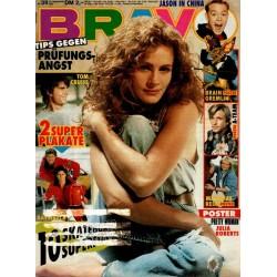 BRAVO Nr.39 / 20 September 1990 - Julia Roberts in Pretty Woman