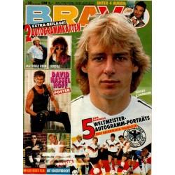 BRAVO Nr.30 / 19 Juli 1990 - Jürgen Klinsmann