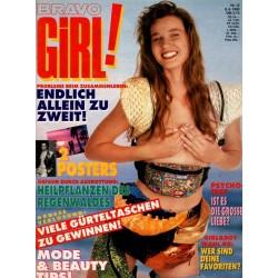 Bravo Girl Nr.13 / 6 Juni 1990 - Gürteltaschen
