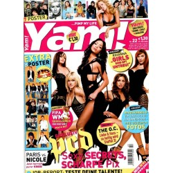 Yam! Nr.22 / 23 Mai 2006 - Pussy Cat Dolls