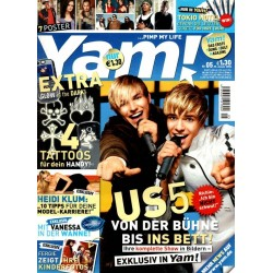 Yam! Nr.5 / 25 Januar 2006 - US5